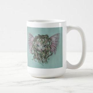 Nature Sprite Classic White Coffee Mug