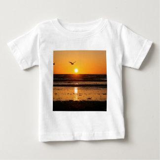 Nature Sunset Ocean Boulevard Baby T-Shirt