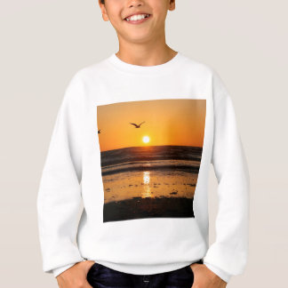 Nature Sunset Ocean Boulevard Sweatshirt
