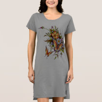 *Nature T-Shirt Dress