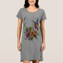 Nature T-Shirt Dress
