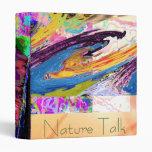 NATURE TALK - Environment Concerns Binder