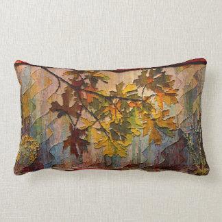 Nature Tapestry 1997 Lumbar Pillow