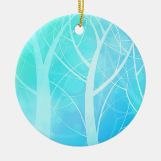 nature theme ornament