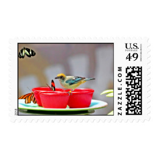 Nature Themed Postage