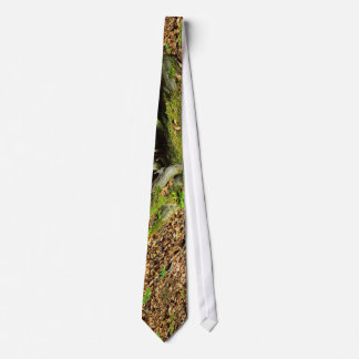 Nature Themed Tie