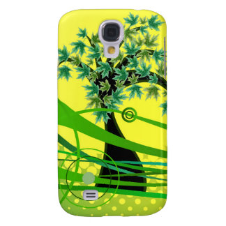 Nature Tree iPhone 3G/3GS Case Samsung Galaxy S4 Cases