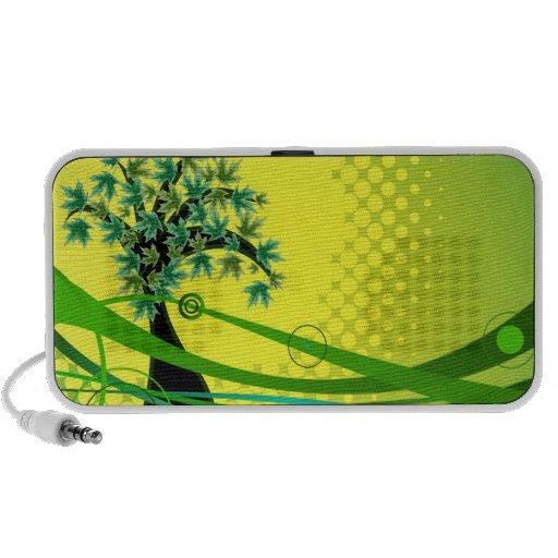 Nature Tree Portable Speaker