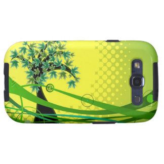 Nature Tree Samsung Galaxy Case Galaxy SIII Cover