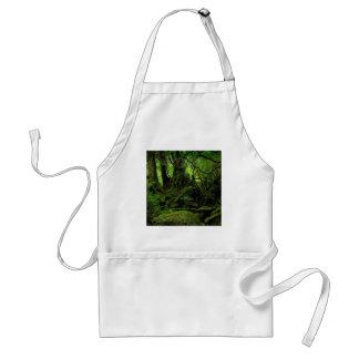 Nature Trees Greener Than Green Aprons