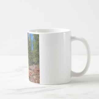 Nature Trees Hollow Caber Mug