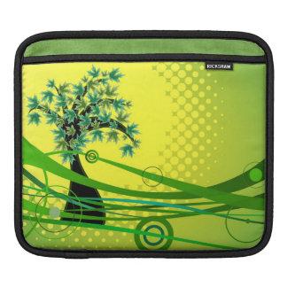 Nature Trees iPad Sleeve