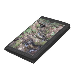 Nature Trifold Wallet
