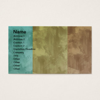 Nature Trio Business Card