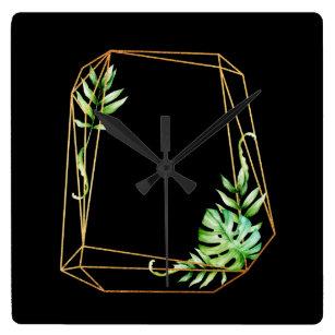 Tiffany Wall Clocks Zazzle