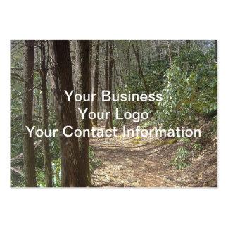 Nature Walk Business Card
