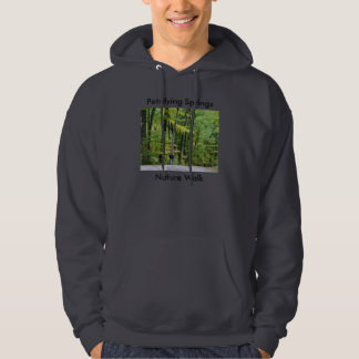 Nature Walk, Petrifying Springs Hooded Pullover