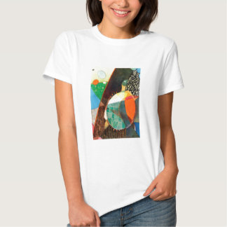 "Nature Watercolor ""Painted Turtle Sunning"" T Shirt"