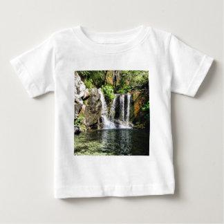 Nature Waterfall art photo Baby T-Shirt
