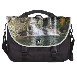 Nature Waterfall art photo Laptop Computer Bag