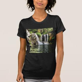 Nature Waterfall art photo T-Shirt
