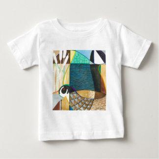 Nature Waterfowl II Painting Baby T-Shirt
