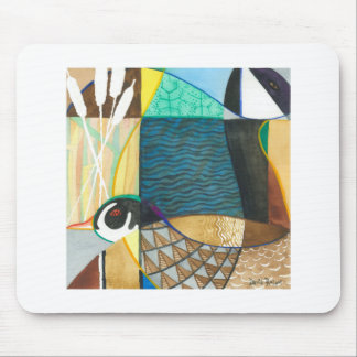 Nature Waterfowl II Painting Mouse Pad