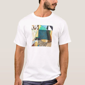 Nature Waterfowl II Painting T-Shirt