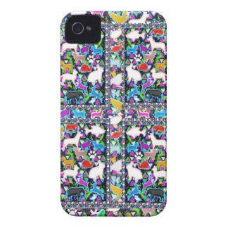 Nature Wild Animals Birds Fish Insects NVN709 GIFT iPhone 4 Case-Mate Case