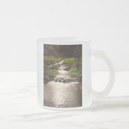 Nature Wilderness Mug Woods Forest Coffee Cup Art