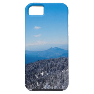 Nature Winter Moutain Top Veiw iPhone 5 Cover