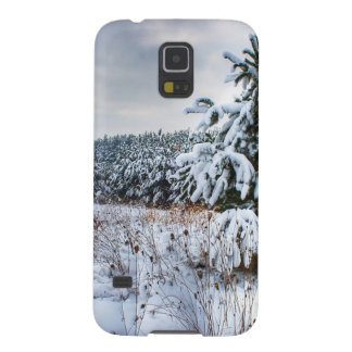 Nature Winter New Plantation Galaxy S5 Covers