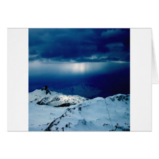 Nature Winter Perfect Whiteout Cards