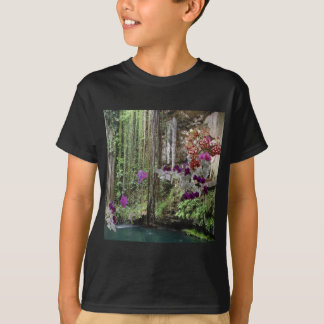 Nature with orchids T-Shirt