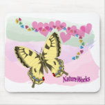Nature works mouse pads