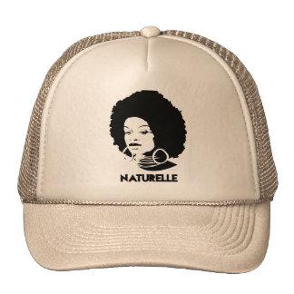 naturelle trucker hat