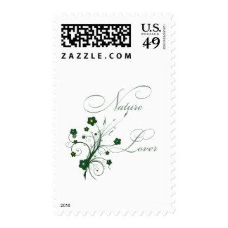 NatureLover Postage Stamps