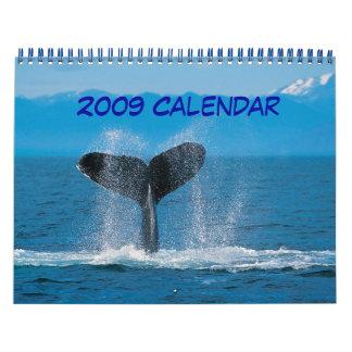 Nature's 2009 Calendar