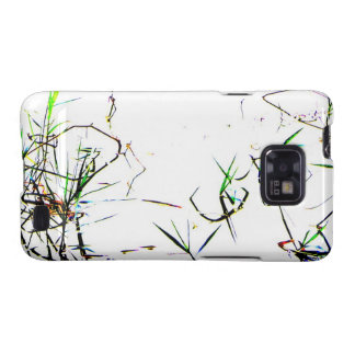 Nature's Abstract l Pond Weeds Samsung Galaxy S2 Case