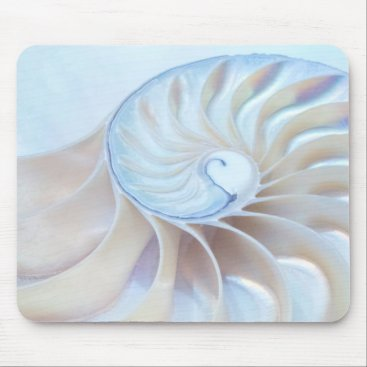 Beach Themed Nature's Art 2 Mouse Pad