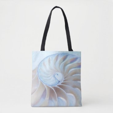 Beach Themed Nature's Art 2 Tote Bag