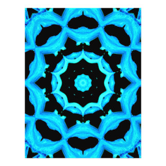 NATURES ART OCEAN BLUE FLYER