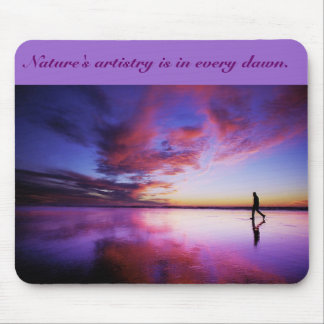 Nature's Artistry  by TDGallery Mouse Mat