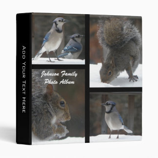 Natures Beauty Collage Binder