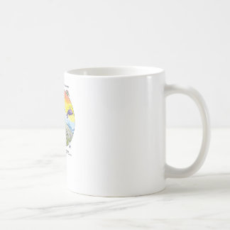 Nature's beauty comic mug