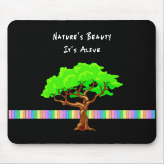 Nature's Beauty Mouse Pad