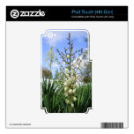 Nature's Bells Skins For iPod Touch 4G