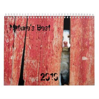 Nature's Best Calendar