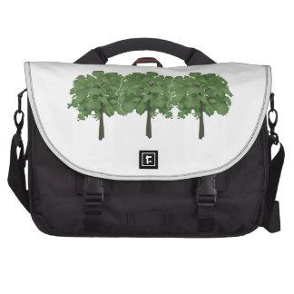 Natures Brush Laptop Messenger Bag
