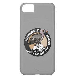 Nature's Clean Up Crew Case For iPhone 5C